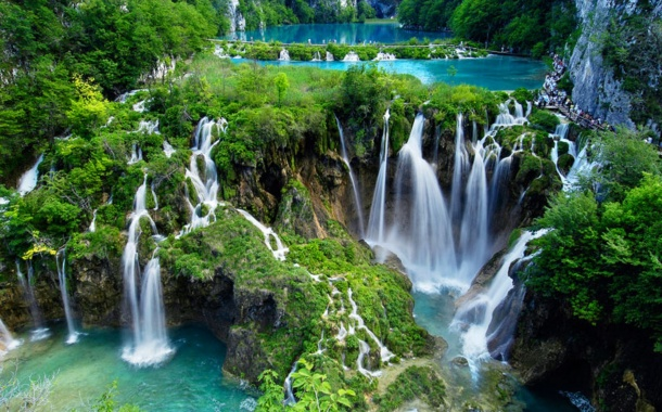 Plitvice Lakes National Park – Guided Tour