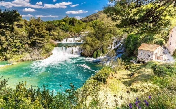Krka Waterfalls National Park – Guided Tour